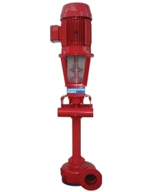 Heavy Duty Solids Pump