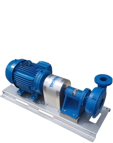 Horizontal Effluent Pump