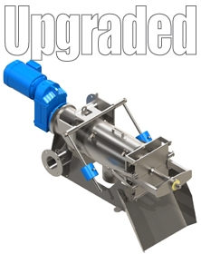 Screw Press Separator