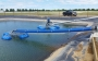 Matamata Race Course - Water transfer from pond for race track irrigation.