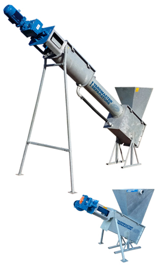 Inclined Screw Separator